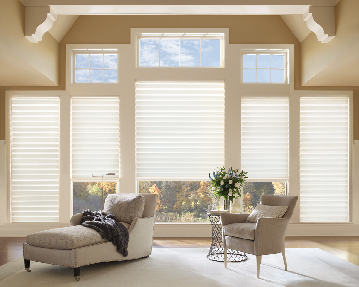 East or West Facing Windows? These Window Coverings Will ...